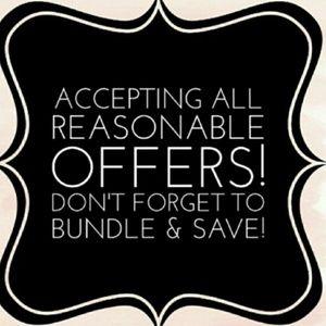 Make me an offer!  Make a bundle  😀